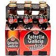 Cerveza especial estrella galicia, pack 6x20 cl Pack 6 x 20 cl Estrella Galicia