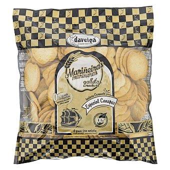 Daveiga Mariñeiras con mantequilla Bolsa 500 g