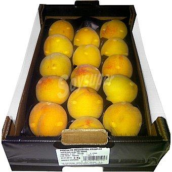 Melocotón amarillo caja 2 kg