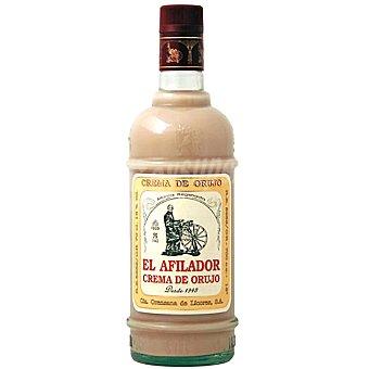 El Afilador Licor de crema de orujo Botella 70 cl