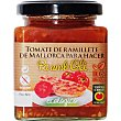Tomate de ramillete de Mallorca ecologico y sin gluten 100% natural  tarro 195 g Agromallorca