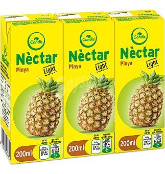 Nectar Conis piña sin azúcar light 3 UN