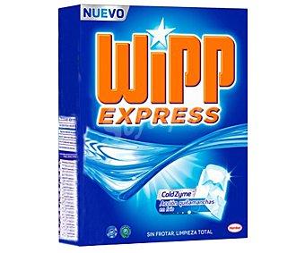 Wipp Express Detergente en polvo con acción quitamanchas 44 dosis