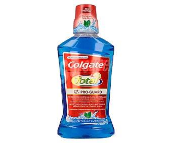 Colgate Total Enjuague bucal Total protección contra la placa bacteriana 500 ml