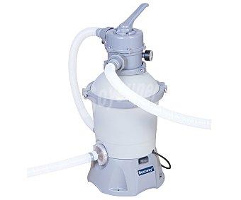 BESTWAY Depuradora de arena con potencia de 2006 litros/hora, resistente a la corrosión. Ideal para piscinas de pequeño tamaño 2006l
