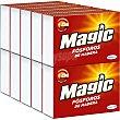 Fósforos de madera pequeños Pack 10 cajas 40 unidades Magic