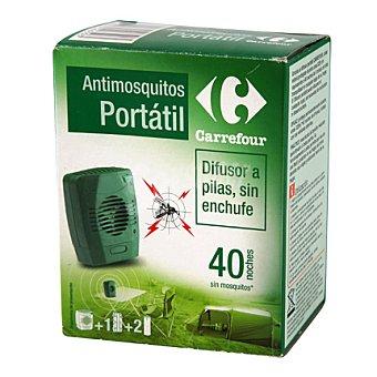 Carrefour Insecticida antimosquitos difusor portátil + recambio Insecticida antimosquitos difusor portátil + recambio aparato + recambio