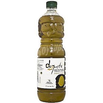Deguste Aceite oliva virgen extra suave PET 1LT