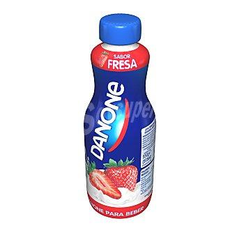 Danone Danone para beber de fresa Botella de 550 ml