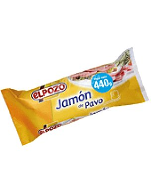 ElPozo Jamón de Pavo 400 g
