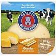 queso gouda en lonchas bandeja 150 g Castillo de Holanda