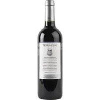 Tierra Leal Vino Tinto Joven Valdepeñas Botella 75 cl