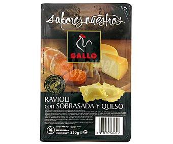 Gallo Gallo Sabores Nuestros Ravioli con Sobrasada y Queso 250 g