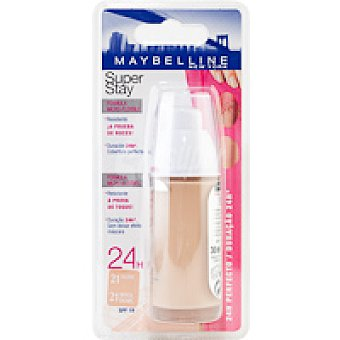 Maybelline New York Fondo de maquillaje 21 Nude Pack 1 unid