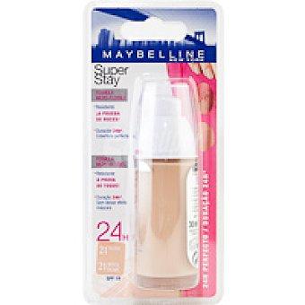 Maybelline New York Fondo de maquillaje 21 Nude Pack 1 unid