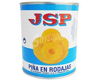 Jsp Piña rodajas en almíbar Lata 490 g