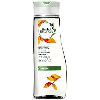 Herbal Essences Champú detox volumen Bote 400 ml