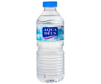 Aquadeus Agua mineral Botella de 50 centilitros