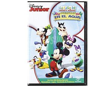 Disney Película en Dvd, Dj La casa de Mickey Mouse 5, Aventuras en el agua. Género: preescolar, infantil, animación. Edad: TP