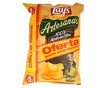 Lay's Patatas fritas artesanas 100% aceite de oliva 220 gramos
