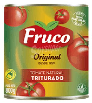 Fruco Tomate Natural triturado original 800 g