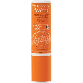 Avène Stick labial SPF 30 muy resistente al agua barra 3 g para pieles sensibles barra 3 g