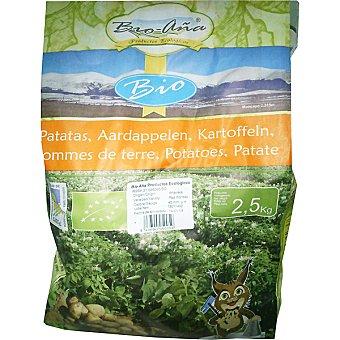 Biomundi Patatas rojas de agricultura ecológica Bolsa 2,5 kg