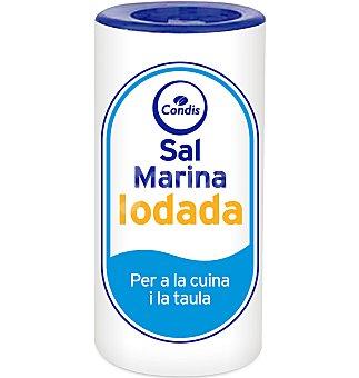 Condis Sal marina yodada 500 G