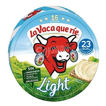 La Vaca que ríe Queso fundido light Caja 250 g (16 porciones)
