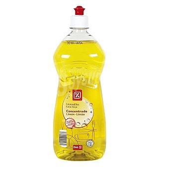 DIA Lavavajillas mano concentrado citrico Botella 1 lt