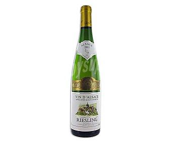 Pierre Chanau Vino blanco de Francia riesling Botella de 75 cl
