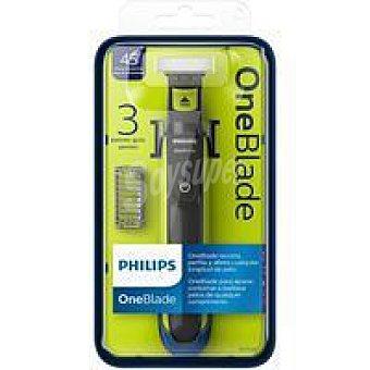 Philips Maquina de afeitar recargable Oneblade Pack 1 unid