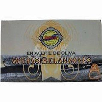 Hoya Aguja-relanzón en aceite de oliva Lata 115 g