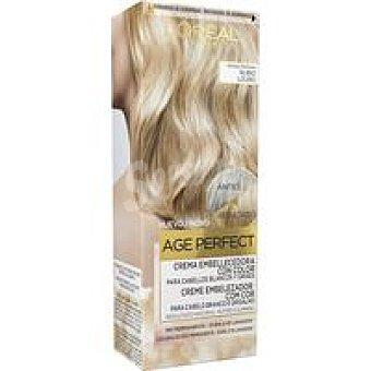 EXCELLENCE Age Perfect Crema embellecedora 03 Rubio l`oreal Age Perfect Caja 1 unid
