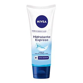 Nivea Crema de manos hidratante express 200 ml