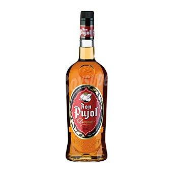 Pujón Ron Dorado Botella de 1 L