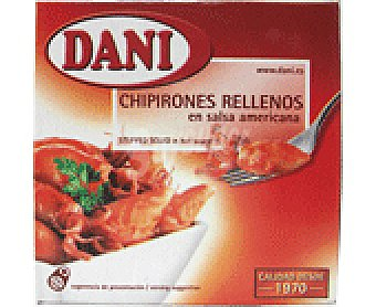 Dani Chipirones s/amer.rell 96 GRS