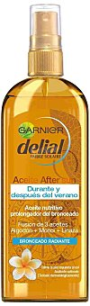 Delial Garnier After sun aceite 150ML