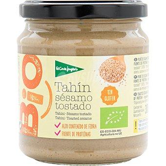 EL CORTE INGLES Bio Tahín sésamo tostado ecológico y sin gluten tarro 300 g tarro 300 g
