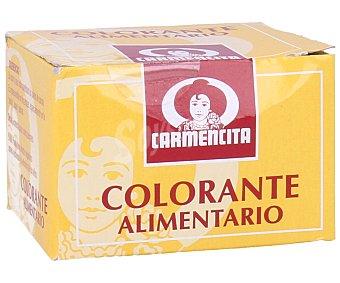 Carmencita Colorante alimenticio en carterita 35 g