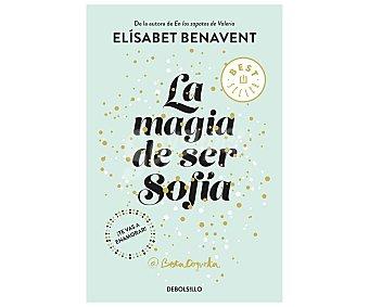 Punto de Lectura La magia de ser Sofía, elisabet benavent. De bolsillo. Género: Narrativa. Editorial