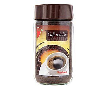 Auchan Café natural soluble 100 gramos