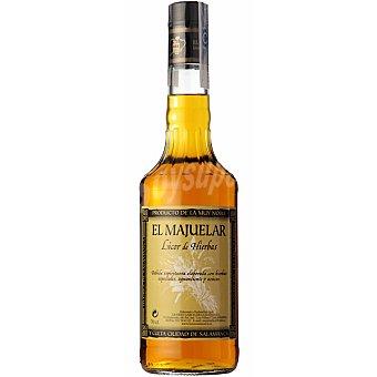 EL MAJUELAR licor de hierbas botella 70 cl
