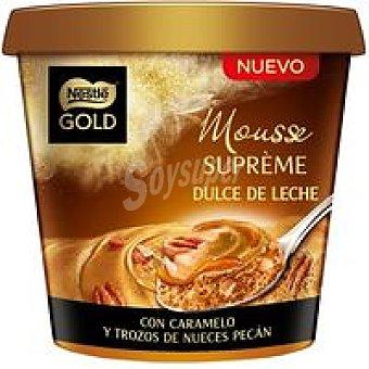 Nestlé Gold Mousse supreme dulce de leche Tarrina 170 g