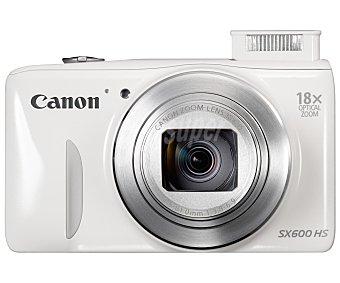 Canon Cámara compacta SX600HS 1 unidad