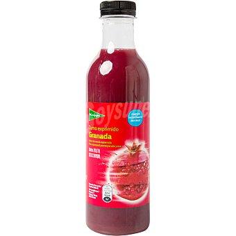 El Corte Inglés Zumo exprimido de granada botella 750 ml 750 ml