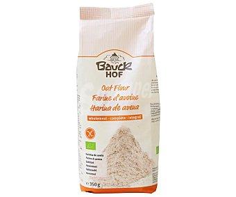 BAUCK HOF Harina de avena sin gluten bio 350 g