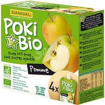 DANIVAL Poki de manzana Pack 360