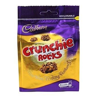 Cadbury Chocolate Crunchie Rocks 130 g