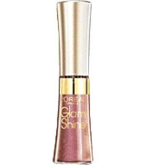 L'Oréal Brillo de labios Glam Shine Nº 20 Coral Chrome 1 ud